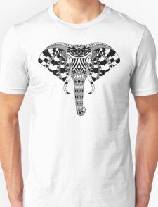 Elephant - Black T-Shirt