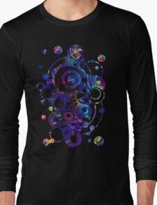 Fibroblasts  - Watercolor Painting Long Sleeve T-Shirt