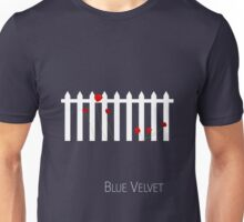 Blue Velvet alternative movie poster Unisex T-Shirt