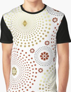 SphericaL Flowers Graphic T-Shirt