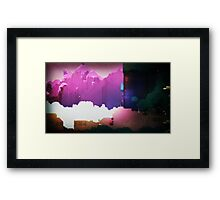 Hyper Light Drifter - Poster - The Hills Framed Print