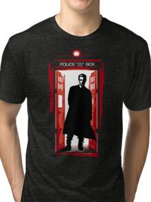 William the Bloody Doctor Tri-blend T-Shirt
