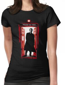 William the Bloody Doctor Womens Fitted T-Shirt