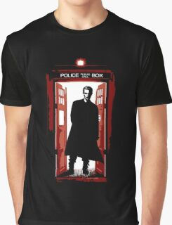 William the Bloody Doctor Graphic T-Shirt