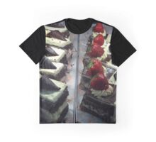 Cakes Graphic T-Shirt