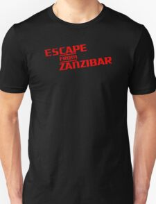 MGS - Escape From Zanzibar Unisex T-Shirt