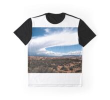 Storm Drawing in Moisture Graphic T-Shirt