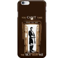Captain Who iPhone Case/Skin
