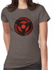 mangekyou sharingan Womens Fitted T-Shirt