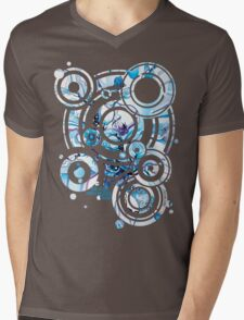 Sub-Atomic Stress Release Therapy - Watercolor Painting Mens V-Neck T-Shirt