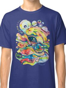 Timeless June 26 2007 - Watercolor Painting Classic T-Shirt