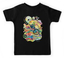 Timeless June 26 2007 - Watercolor Painting Kids Tee