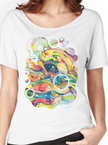 Timeless June 26 2007 - Watercolor Painting Women's Relaxed Fit T-Shirt