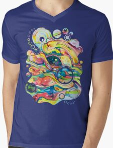 Timeless June 26 2007 - Watercolor Painting Mens V-Neck T-Shirt