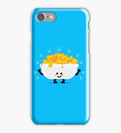 Character Fusion - Just Mac&Cheese iPhone Case/Skin