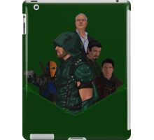 Arrow Season 1-4 iPad Case/Skin