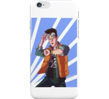 Dan to the Future iPhone Case/Skin