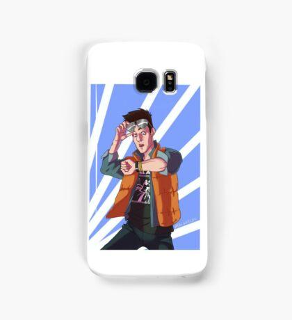 Dan to the Future Samsung Galaxy Case/Skin