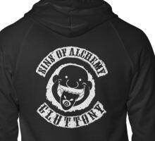 Sins of Alchemy - Gluttony v3 Zipped Hoodie