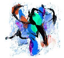 Random Colors Photographic Print
