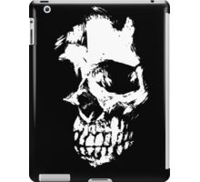 Skull render  iPad Case/Skin