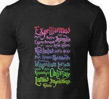 Magic spells Mantra Unisex T-Shirt