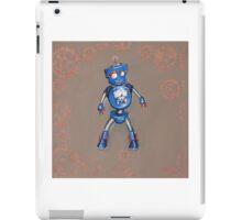 Robot Gauge iPad Case/Skin