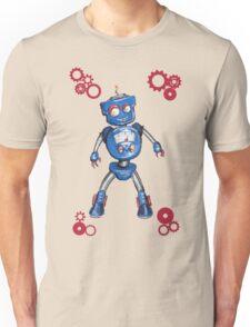 Robot Gauge Unisex T-Shirt