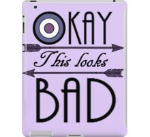 Okay... This looks bad iPad Case/Skin