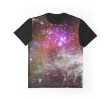 NGC 281: Living the High Life NASA Graphic T-Shirt