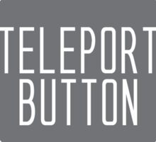 impact: teleport button Sticker