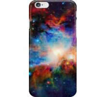 Hubble Telescope (Orion Nebula) iPhone Case/Skin