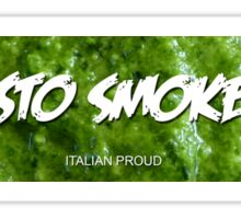 EAT PESTO SMOKE LESTO Sticker