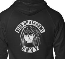 Sins of Alchemy - Envy v2 Zipped Hoodie