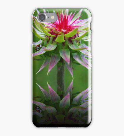 Spike And The Lady iPhone Case/Skin
