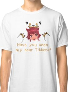 LoL - Have you seen my bear Tibbers? Classic T-Shirt