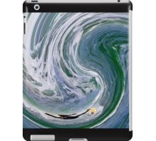 Ride The Wild Surf iPad Case/Skin