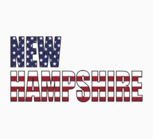 New Hampshire One Piece - Long Sleeve
