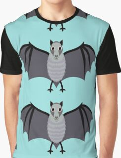 BIG-EYED BAT Graphic T-Shirt