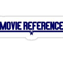 Movie Reference - Top Gun Sticker