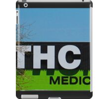 THC Medic Wear iPad Case/Skin