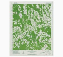 USGS TOPO Map Alabama AL Nectar 304656 1961 24000 One Piece - Short Sleeve