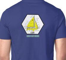 NEWPORT BEACH LIDO 14 Unisex T-Shirt