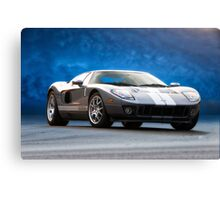 2006 Ford GT VS3 Canvas Print