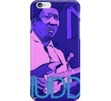 Muddy Waters - Chicago Blues iPhone Case/Skin