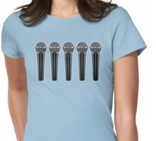 5 MICS Womens Fitted T-Shirt