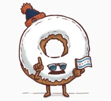 The Chicago Donut One Piece - Short Sleeve