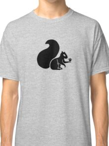 Squirrel and little nut Classic T-Shirt