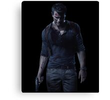 Uncharted IV: A Thief's End Canvas Print
