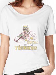 Lucha De Los Tecnicos 1 Women's Relaxed Fit T-Shirt